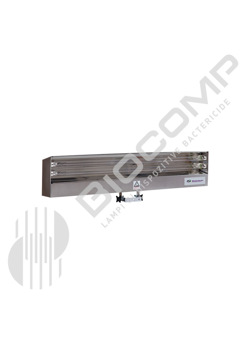 Lampa inox pentru perete LBAI-P