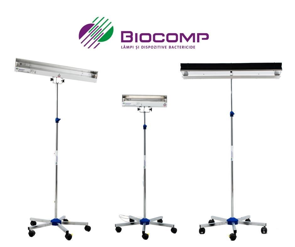 Sporii De Mucegai Sunt Eliminati 99 99 Cu Lampa Bactericida Biocomp