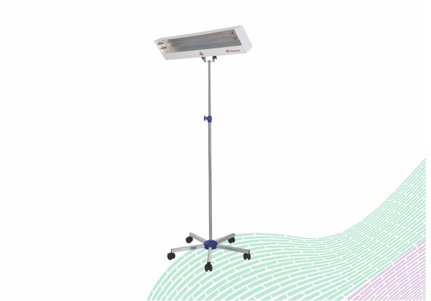 Lampă Bactericidă Uv C Lba 15w S 2x55w S Biocomp