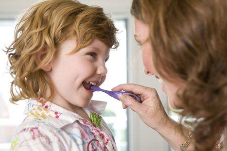 periaj dinti copii