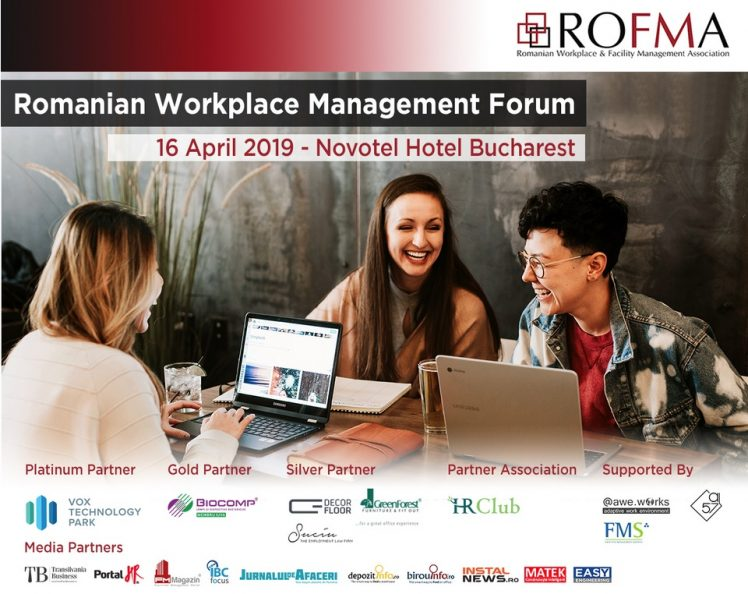 Romanian Workplace Management Forum