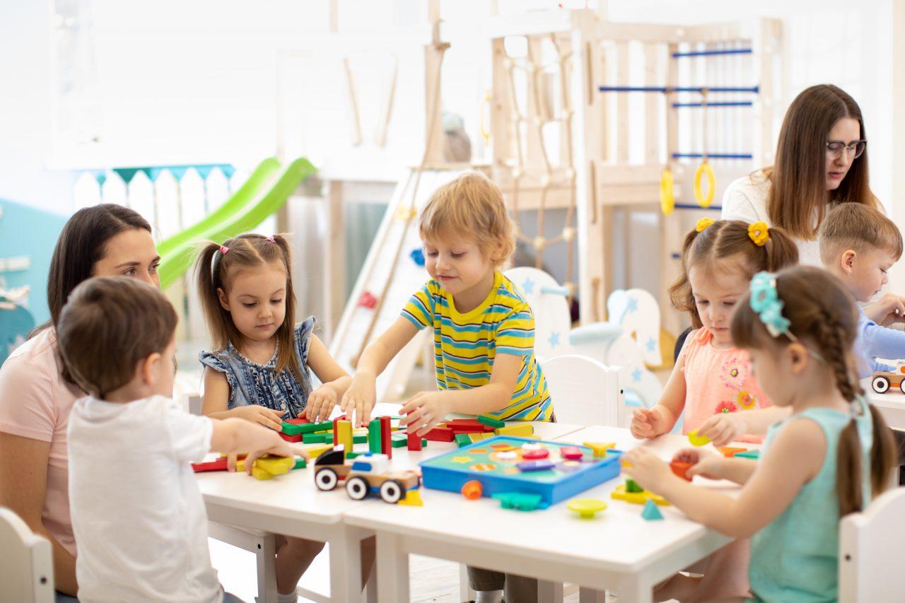 decontaminarea copiilor în grădinițe