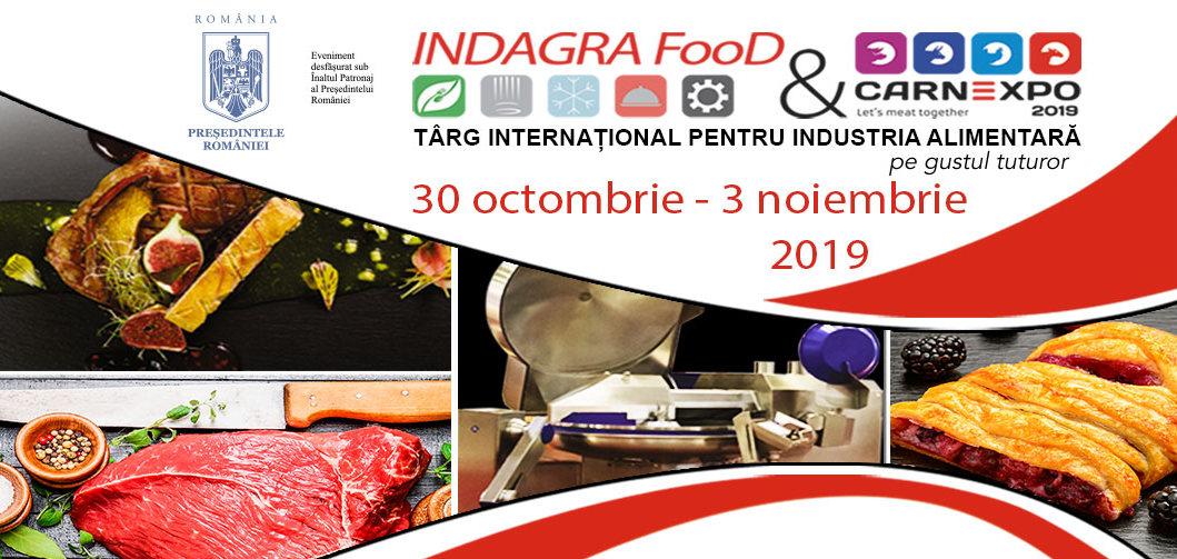 Indagra Food & Carnexpo 2019