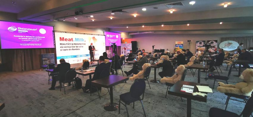 BIOCOMP la Expo-Conferinta Meat.Milk 2020