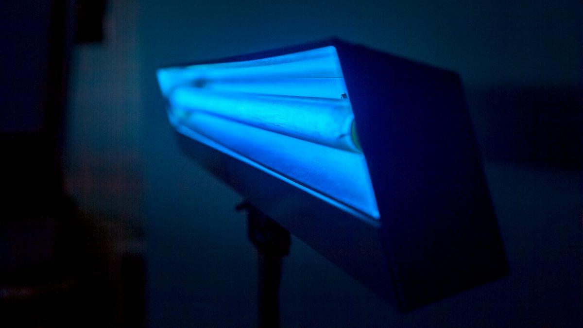 lampa bactericida sau dispozitiv biocid