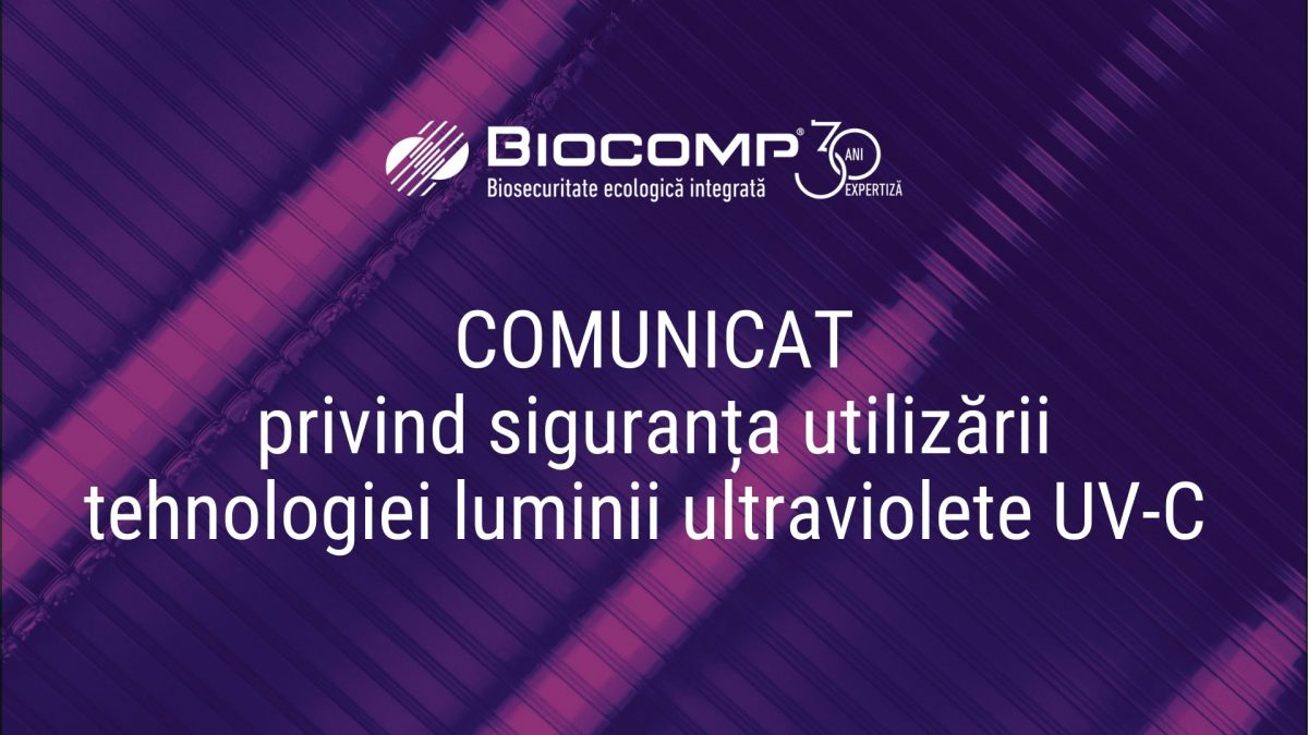Comunicat BIOCOMP