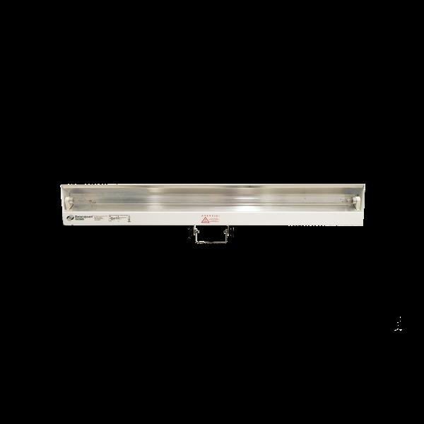 Lampa-dispozitiv de dezinfecție cu lumina ultravioleta UV-C LBA 8W, cu montare pe perete