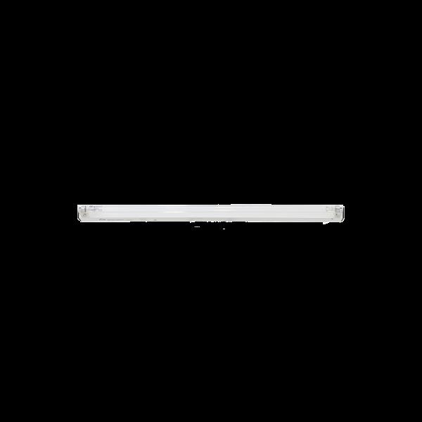 Lampa-dispozitiv de dezinfecție cu lumina ultravioleta UV-C LBA-E 55W, cu montare pe perete