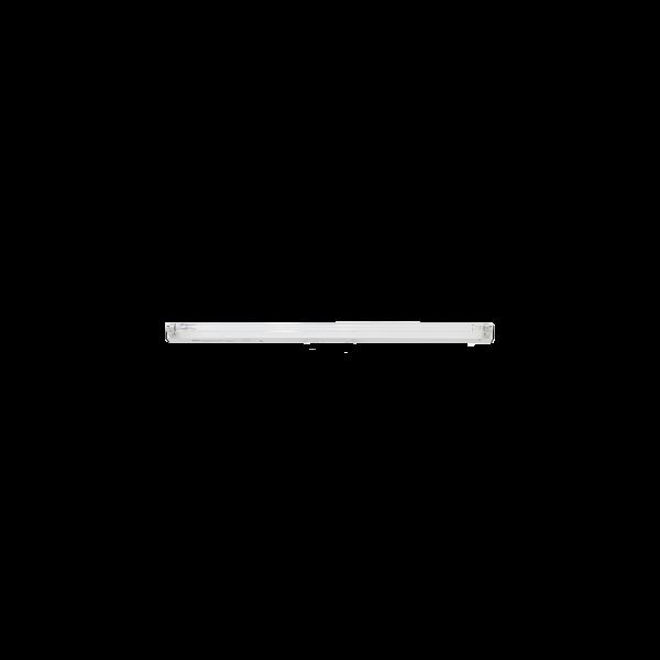 Lampa-dispozitiv de dezinfecție cu lumina ultravioleta UV-C LBA-E 8W, cu montare pe perete