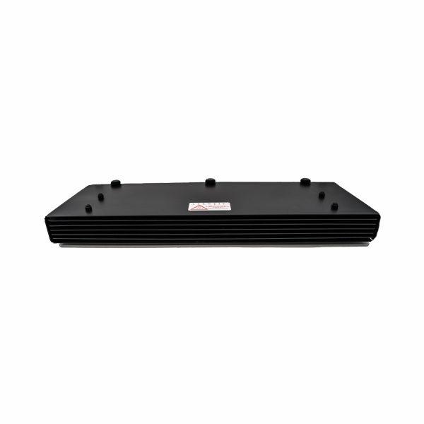Lampa-dispozitiv de dezinfectie cu lumina ultravioleta UV-C LBAG-E 15W, cu grile