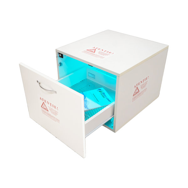 Lampa-dispozitiv de dezinfecție cu lumina ultravioleta UV-C BIO UV-BOX 30W