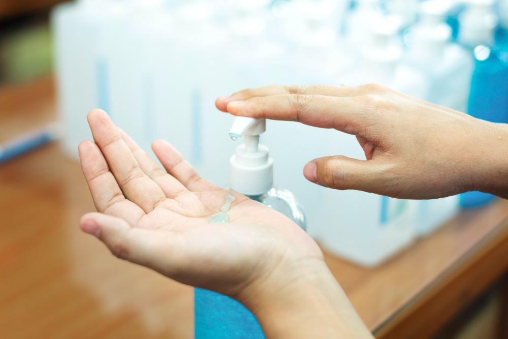spalarea mainilor cu apa si sapun este esentiala pentru prevenirea infectiilor spitalicesti