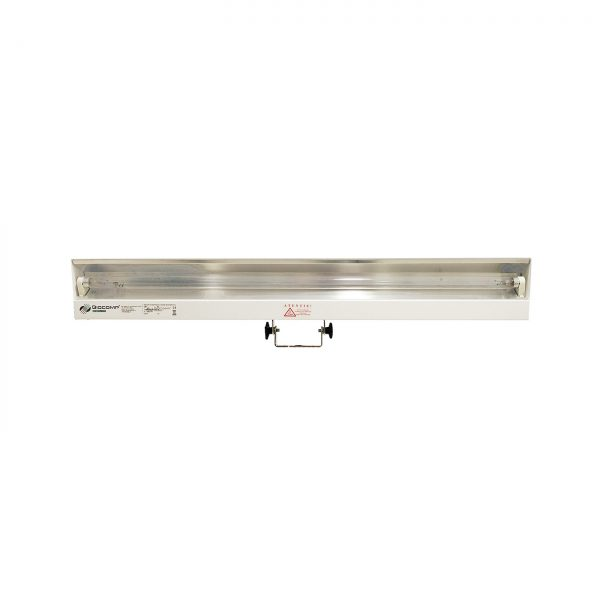Lampa-dispozitiv de dezinfecție cu lumina ultravioleta UV-C LBA 55W, cu montare pe perete