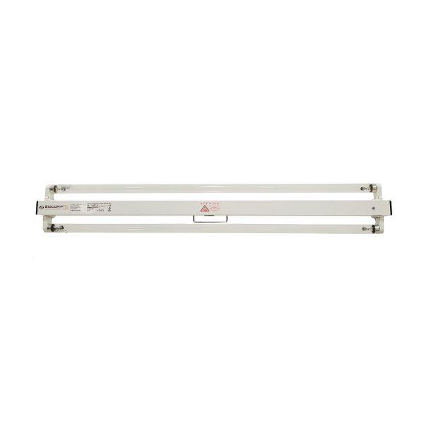 Lampa-dispozitiv de dezinfecție cu lumina ultravioleta UV-C LBA-E 2x15W, cu montare pe perete
