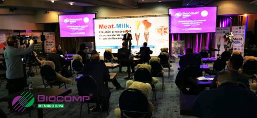 BIOCOMP la Expo-Conferinta Internationala Meat.Milk 2020 (3)