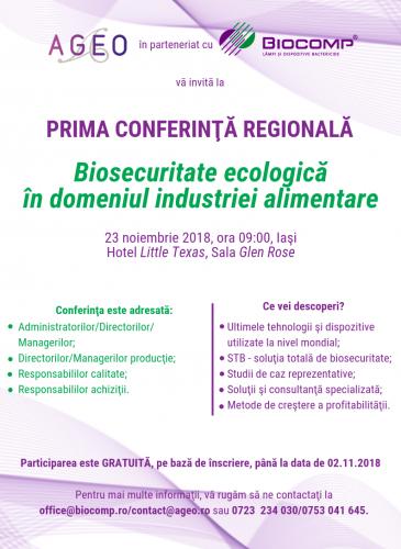 Afis Conferinta Regionala BIOCOMP v3